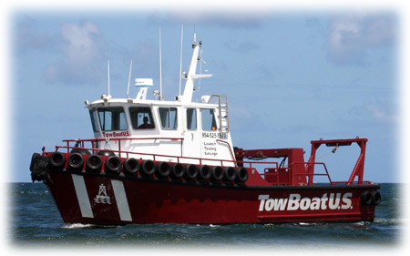 TowBoatU.S. Launch
